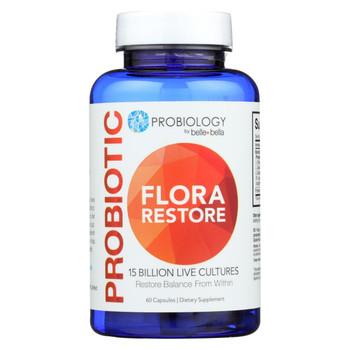 Belle And Bella Ultra 10 Probiotic - Maximum Strength - 60 Capsules
