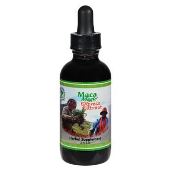 Maca Magic Express Extract - 2 fl oz