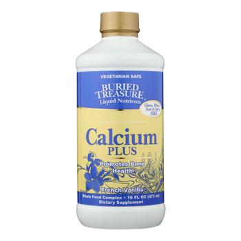Buried Treasure - Calcium Plus French Vanilla - 16 fl oz