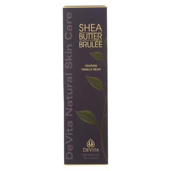 Devita Natural Skin Care - Shea Butter BruleeTahitian Vanilla Bean - 7 oz