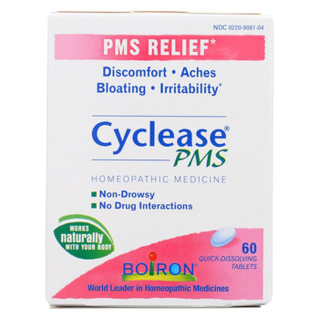 Boiron - Cyclease PMS - 60 Tablets