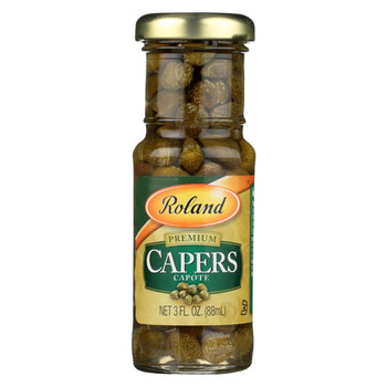 Roland Products Capers - Capote - 3 oz