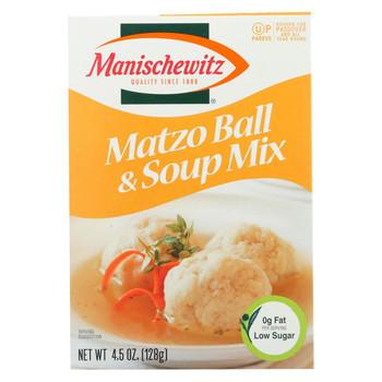 Manischewitz - Matzo Ball and Soup Mix - 4.5 oz.