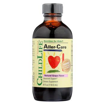 Childlife Aller-Care Grape - 4 fl oz