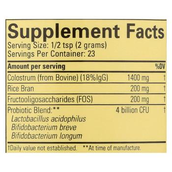 Childlife Colostrum Powder With Probiotics - 50 g