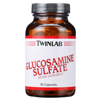 Twinlab Glucosamine Sulfate - 750 mg - 90 Capsules
