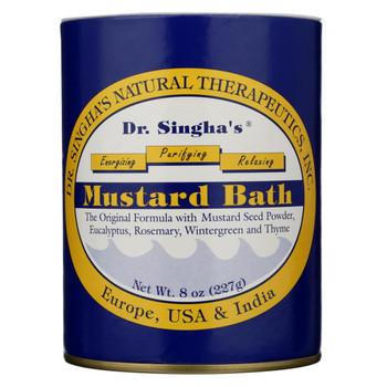 Dr. Singha's Mustard Bath - 8 oz
