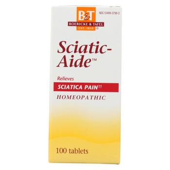 Boericke and Tafel Sciatic-aide - 100 Tablets