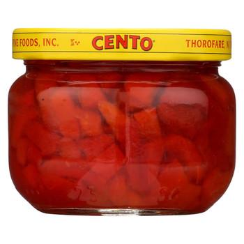 Cento - Sweet Pimientos - Case of 12 - 4 oz.