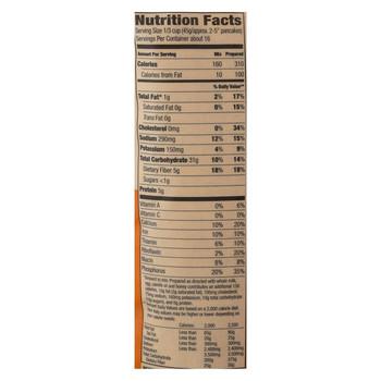 Arrowhead Mills - Organic Buckwheat Pancake and Waffle Mix - Case of 6 - 26 oz.