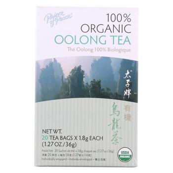 Prince of Peace Organic Oolong Tea - 20 Tea Bags