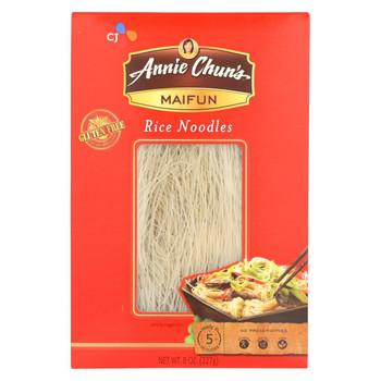 Annie Chun's Maifun Rice Noodles - Case of 6 - 8 oz.