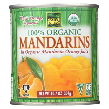Native Forest Organic Mandarin - Oranges - Case of 6 - 10.75 oz.