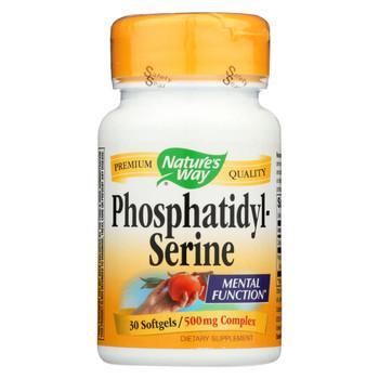 Nature's Way Phosphatidylserine - 30 Softgels