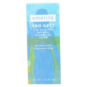 Emerita Pro-Gest Cream - 2 oz