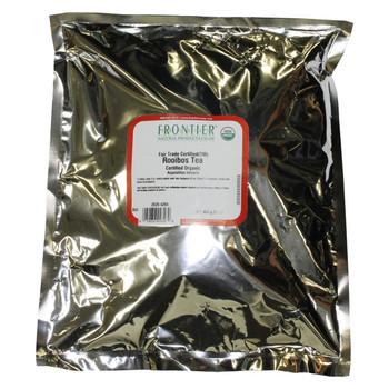 Frontier Herb Tea - Organic - Rooibos - Bulk - 1 lb