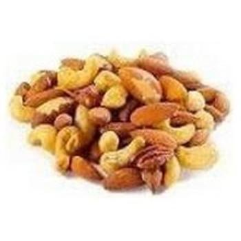 Bulk Nuts - Mixed Nuts - Roasted - No Salt - 15 lb.