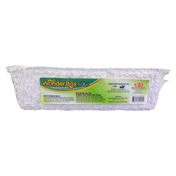 Wonder box Disposable Litter Box - Single - Case of 6