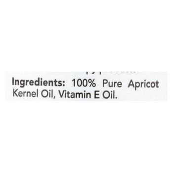 Hobe Labs Apricot Kernel Oil - 4 fl oz