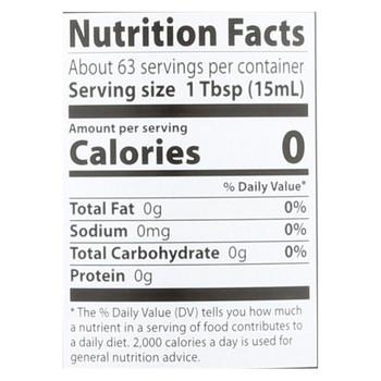 Eden Foods 100% Organic Unfiltered Apple Cider Vinegar - Case of 12 - 32 fl oz