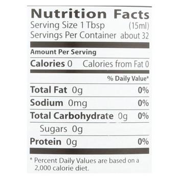 Eden Foods Raw Unfiltered Red Wine Vinegar - Case of 12 - 16 fl oz