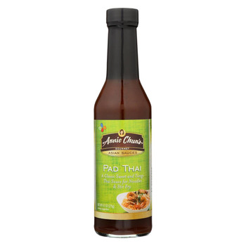 Annie Chun's Pad Thai Sauce - Case of 6 - 9.7 fl oz.