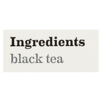 Bigelow Tea English Breakfast Black Tea - Case of 6 - 20 Bags