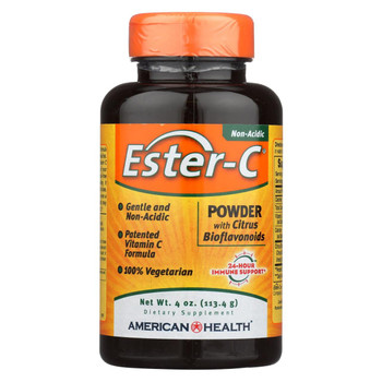 American Health Ester-C Powder with Citrus Bioflavonoids - 4 oz