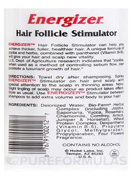 Hobe Labs Energizer Hair Follicle Stimulator - 8 fl oz