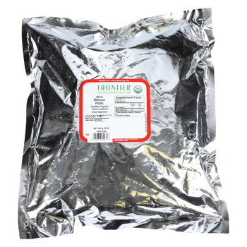 Frontier Herb Hibiscus Petals - Organic - Whole - Bulk - 1 lb