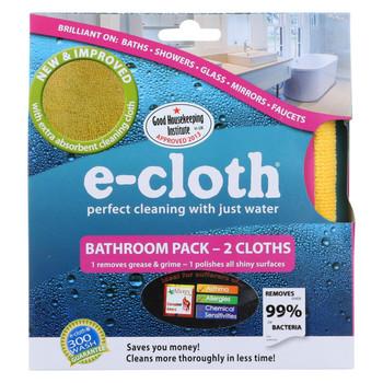 E-Cloth Bathroom Pack - 2 Pack