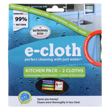 E-Cloth Kitchen Cleaning Cloth - 2 Pack