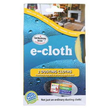 E-Cloth Dusting Cloth - 2 Pack