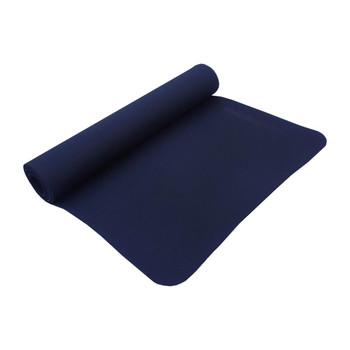 Thinksport Yoga Mat - Black/Black