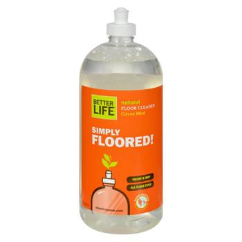 Better Life Simply Floored Floor Cleaner - 32 fl oz