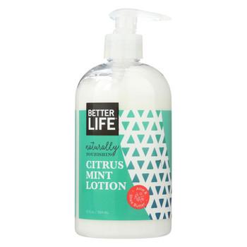 Better Life Cool and Calm Lotion - Citrus Mint - 12 fl oz