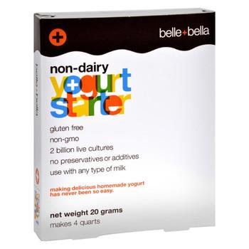 Belle And Bella Yogostarter - Non-Dairy - 4 Grams