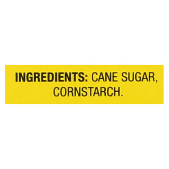Domino Sugar - Confectioners 10X - Case of 24 - 1 Lb