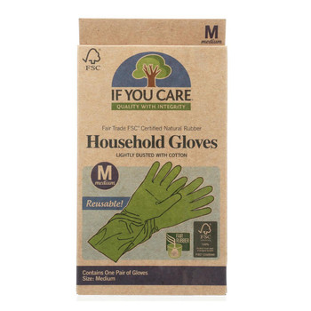 If You Care Gloves - Medium - Household - 1 PAIR
