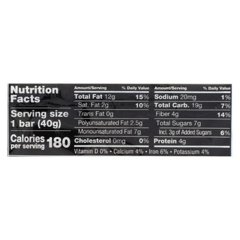 Kind Bar - Blueberry Vanilla and Cashew - 1.4 oz Bars - Case of 12