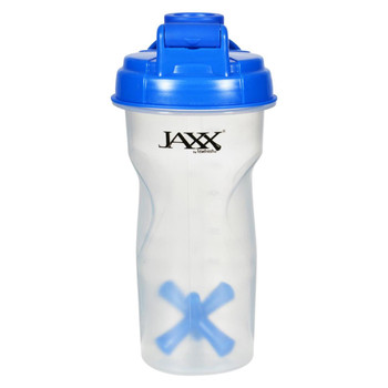 Fit and Fresh Jaxx Shaker - Blue - 28 oz