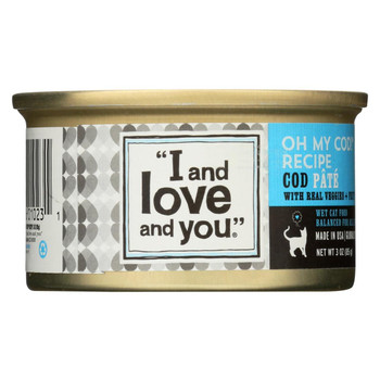 I and Love and You Oh My Cod - Recipe - Case of 24 - 3 oz.