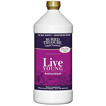 Buried Treasure - Live Young Antioxidant - 32 fl oz