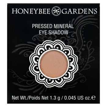 Honeybee Gardens Eye Shadow - Pressed Mineral - Cameo - 1.3 g - 1 Case