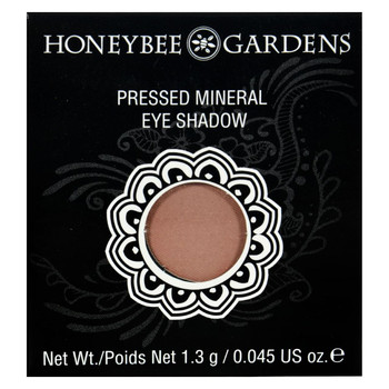 Honeybee Gardens Eye Shadow - Pressed Mineral - Canterbury - 1.3 g - 1 Case