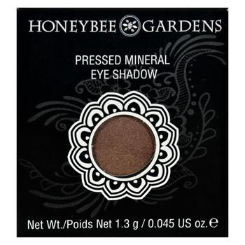 Honeybee Gardens Eye Shadow - Pressed Mineral - Tippy Tpe - 1.3 g - 1 Case