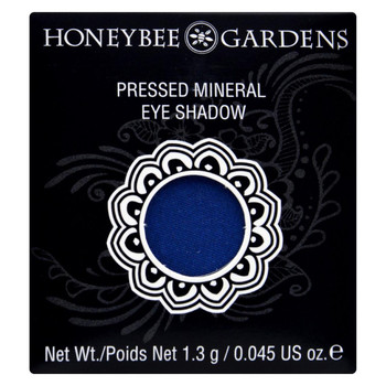 Honeybee Gardens Eye Shadow - Pressed Mineral - Pacific - 1.3 g - 1 Case