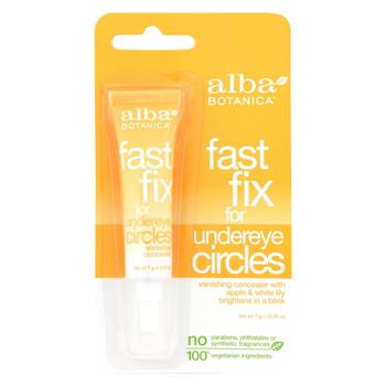 Alba Botanica - Fast Fix For Undereye Circles - .25 oz - case of 6