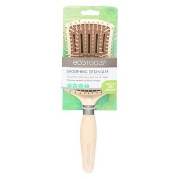 Eco Tool Hair Brush - Smoothing Detangler - 3 count