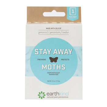 Stay Away Bugs and Rodents Moths - Case of 8 - 2.5 oz.